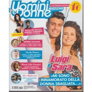 Uomini E Donne Magazine - n. 17 - 28 giugno 2018 - settimanale