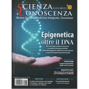 Scienza E Conoscenza - n. 65 - trimestrale - luglio - settembre 2018