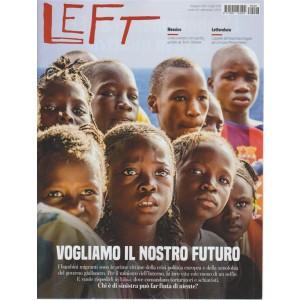 Left Avvenimenti N. 26 - Settimanale - 5 luglio 2018