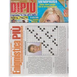 Enigmistica Piu'+ - Settimanale Dipiu' - n. 27 - settimanale - 9 luglio 2018