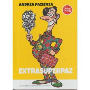 Extra Pazienza -  volume 2 - Extrasuperpaz - di Andrea Pazienza - settimanale -