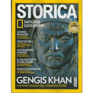 Storica - mensile n. 108 Febbraio 2018 by National Geographic