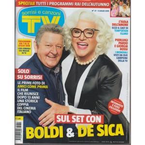 Sorrisi E Canzoni Tv - n. 27 - 3 luglio 2018 - settimanale