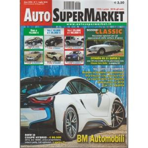 Auto Super Market - n. 7 - luglio 2018 - mensile