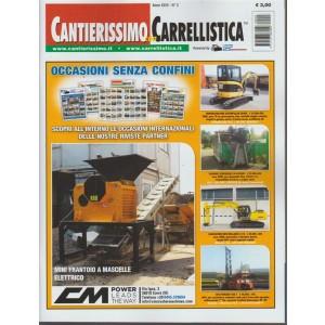 Cantierissimo - mensile n. 2 Febbaio 2018 + Carrellistica