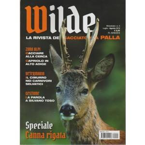 Wilde - n. 3 - bimestrale - luglio - agosto 2018