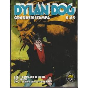 Dylan Dog Grande ristampa - bimestrale n. 69 Febbraio 2018