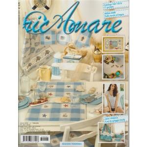 Ricamare - n. 7 - mensile -  luglio -agosto 2018