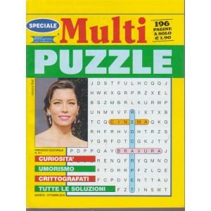 Speciale Multipuzzle - n. 411 - agosto - ottobre 2018 - periodico culturale - 196 pagine