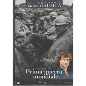 Viaggio Nella Storia - Nelle Trincee Della Prima guerra mondiale - Alberto Angela - n. 25 - 3/7/2018 - settimanale
