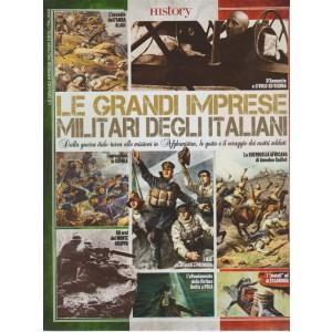Bbc History Mega Sp. - Le Grandi Imprese Militari degli italiani - n. 13 - bimestrale - luglio - agosto 2018 -