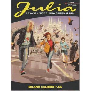Julia Kendall - Milano Calibro 7.65 - n. 238 - mensile - luglio 2018