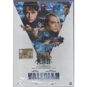 Dvdteca Di Panorama - Valerian  e la città dei mille pianeti- n. 10 - settimanale -
