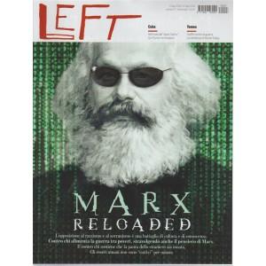 Left Avvenimenti - n. 27 - settimanale - 6 luglio 2018 -