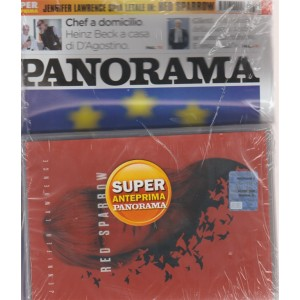Panorama Dvd - Red Sparrow