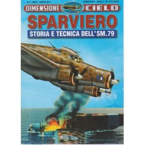 Dimensione Cielo - Sparviero-Storia E Tecnica Dell'Sm.79