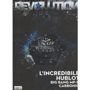 Revolution - L'Incredibile Hublot Big Bang MP-11 Carbonio