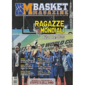 Basket Magazine - n. 48 - luglio - agosto 2018 -