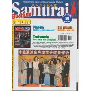 Samurai - n. 8 - luglio - agosto 2018 - nuova serie - 80 pagine