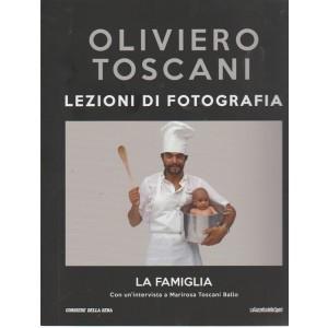 Oliviero Toscani - La Famiglia - n. 19 - settimanale - lezioni di fotografia