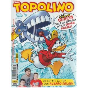 Topolino - n. 3268 - settimanale - 11 luglio 2018