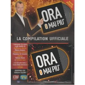 Cd Sorrisi Super - Ora  o mai più - 10/7/2018 - n. 11 - settimanale - doppio cd