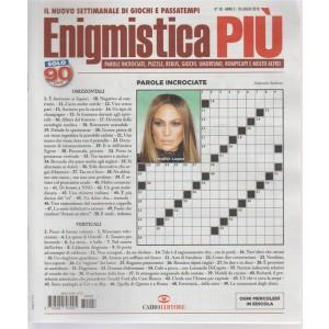 Enigmistica Piu' - n. 28 - 18 luglio 2018 - settimanale