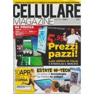 Cellulare Magazine - Mensile n.5 Luglio 2018 Estate Hi-tech: pieno di Tecnologia