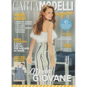Cartamodelli Magazine - mensile n. 7 Agosto 2018 Abiti estivi