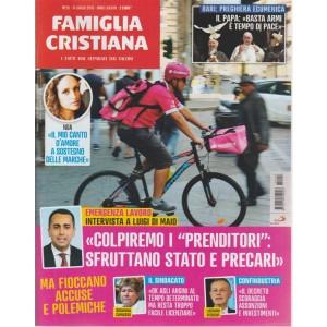 Famiglia Cristiana - n. 28 - 15 luglio 2018 - settimanale