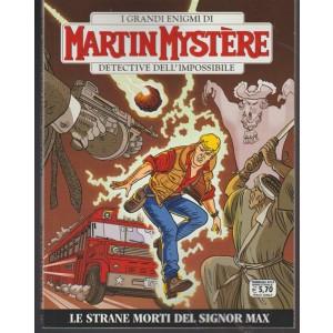 Martin Mystere - bimestrale n. 355 febbraio 2018 Le strane morti del signor MAX