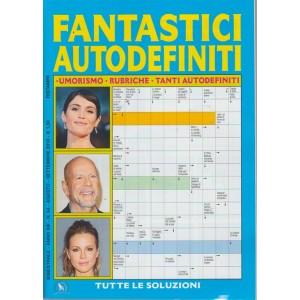 Fantastici  Autodefiniti - n. 64 - trimestrale - agosto - settembre 2018