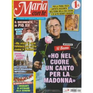 Maria Con Te -  n. 10 - 15 luglio 2018 - settimanale