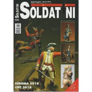 Soldatini - n. 131 - bimestrale - luglio - agosto 2018 -