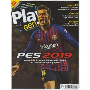 Play Gen - n. 7 - luglio 2018 - mensile
