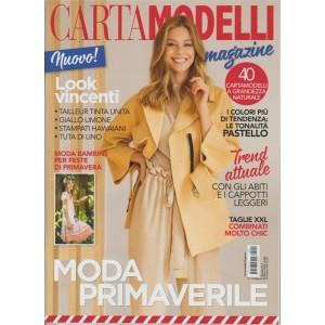 Cartamodelli Magazine - Mensile n. 2 Marzo 2018 Moda primaverile