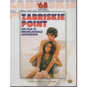 '68 e dintorni - Zabriskie point. Un film di Michelangelo Antonioni - settimanale - n. 6