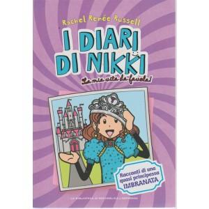 I Diari Di Nikki - La Mia Vita Da Favola! Di Rachel Reneè Russel - n. 8 -settimanale -