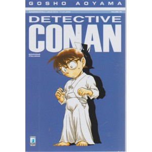 Detective Conan - n. 94 - quadrimestrale - luglio 2018 - edizione italiana - Gosho Aoyama
