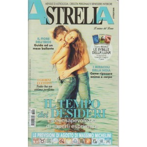 Astrella - n. 8 - mensile - 12/7/2018 -