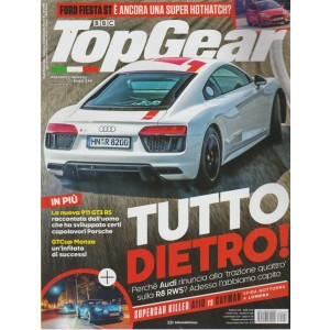 Top Gear - n. 129 - mensile - agosto 2018 -