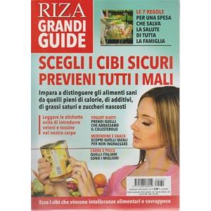 Riza grandi guide - supplemento a Salute naturale n. 231 - 11/7/2018