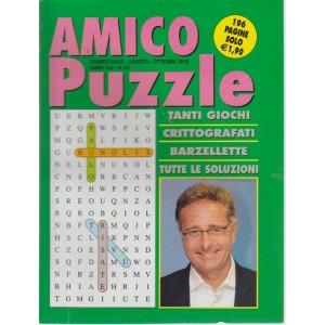 Amico Puzzle - n. 83 - trimestrale - agosto - ottobre 2018 - 196 pagine