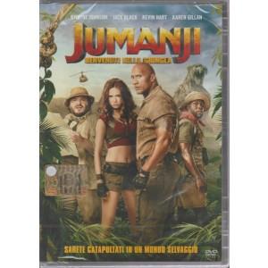 I Dvd Fiction Sorrisi e Canzoni - Jumanji. Benvenuti nella giungla -