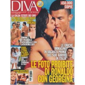 Diva E Donna  - n. 29 - settimanale femminile - 24 luglio 2018