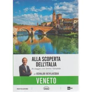 Alla Scoperta Dell'italia - Vol. 17 : Veneto - settimanale