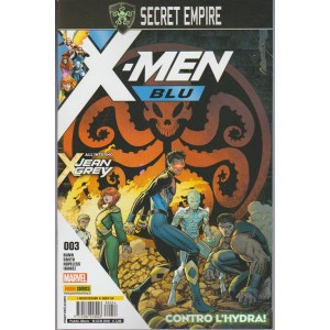 X-Men Blu   3 - I Nuovissimi X-Men   54 - Marvel Italia