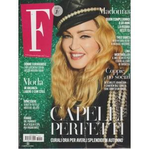 F [Femminile Cairo] - n. 29 - settimanale - 25 luglio 2018 -