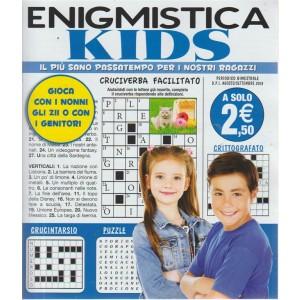 Enigmistica Kids - n. 18 - bimestrale - agosto - settembre 2018 -