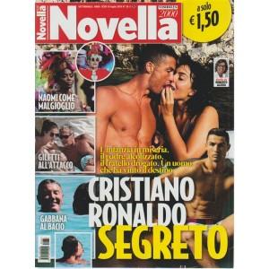 Novella 2000 - n. 30 - settimanale - 18 luglio 2018
